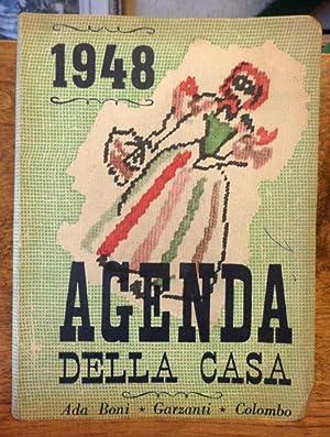 1948 Agenda della casa: Ada Boni Garzanti