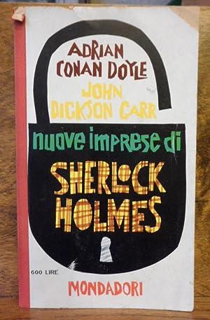Nuove imprese di Sherlock Holmes: Adrian Conan Doyle