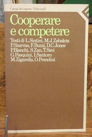 Cooperare e competere: L. Sintini M.
