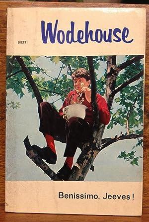 Benissimo Jeeves !: P. G. Wodehouse