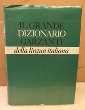 Il grande Dizionario Garzanti della Lingua Italiana