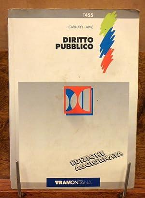 Diritto Pubblico T455: Marco Capiluppi ,