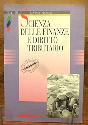 Scienza delle finanze e diritto tributario: Rosa Vinci Orlando