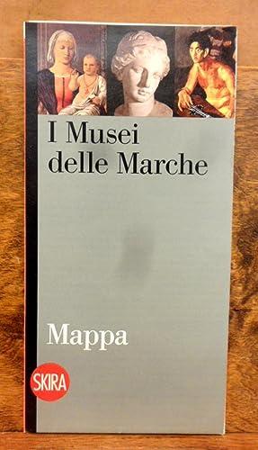 I musei delle Marche Mappa: Regione Marche