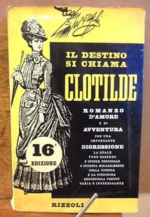 Il destino si chiama Clotilde: Giovanni Guareschi