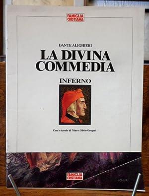 La Divina Commedia Inferno Canti I n° 1: Dante Alighieri