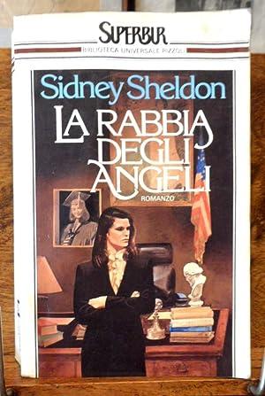 La rabbia degli angeli romanzo: Sidney Sheldon