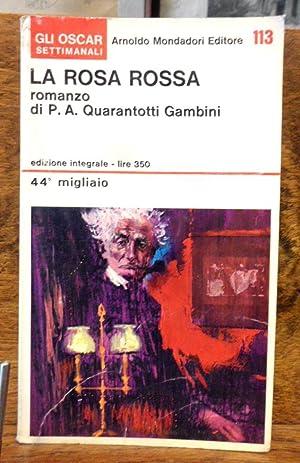 Quarantotti Gambini P A Abebooks