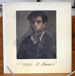 Mario Marcucci Autoritratti dal 1933 al 1981: Galleria d' Arte