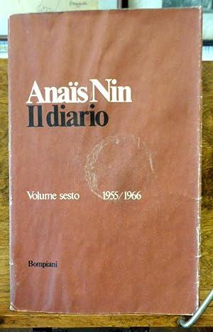 Il Diario Volume sesto 1955 / 1966: Anais Nin