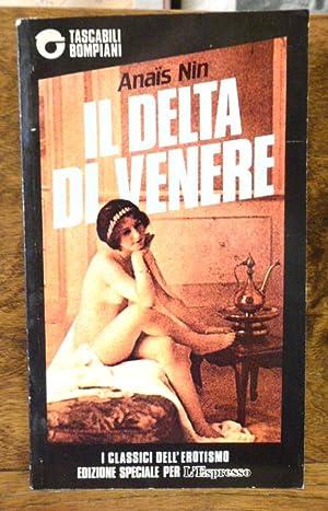 Il delta di Venere racconti erotici: Anais Nin