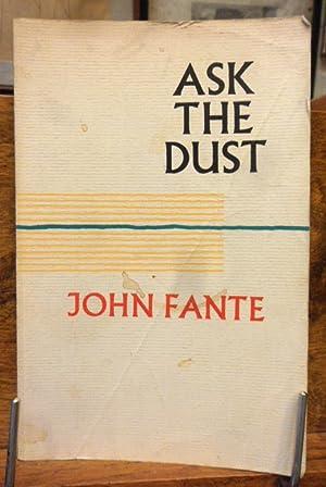 Ask the dusk: John Fante