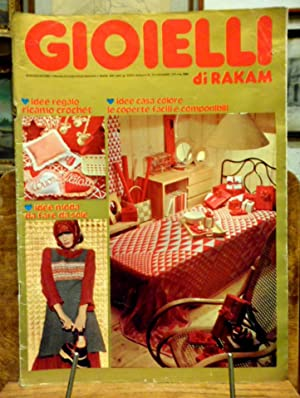 Gioielli Rakam anno II n° 12 Dicembre