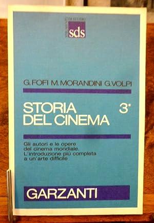 Storia del Cinema 3° volume Gli autori e le opere del cinema mondiale . L' introduzione piu'...