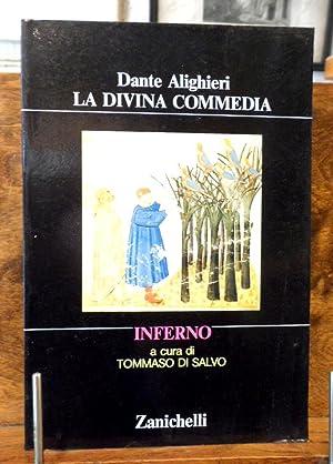 La Divina Commedia Inferno a cura di: Dante Alighieri