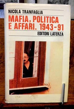 Mafia , politica e affari nell' Italia: Nicola Tranfaglia