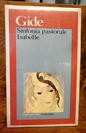Sinfonia Pastorale , Isabelle: Gide