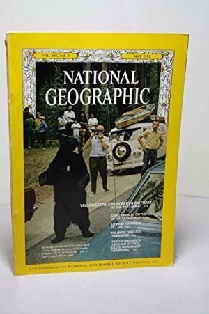 National Geographic May, 1972 Vol. 141 No. 5
