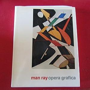 Man Ray Opera grafica ( vol.1 )