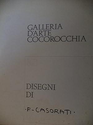 Disegni di Felice Casorati: Luigi Cavallo
