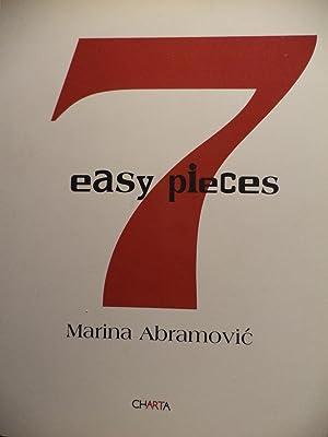 7 easy pieces Marina Abramovic
