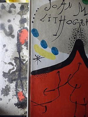 Joan Mirò Litografo I / Litografo II: Guido Guastalla e