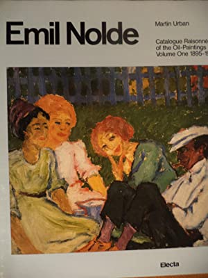 Emil Nolde Catologue raisonné of the Oil-Paintings: Martin Urban