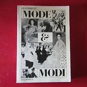 Mode & Modi: Gillo Dorfles