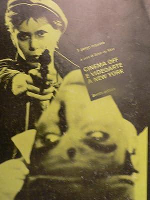 Cinema Off e Videoarte a New York: Ester de Miro
