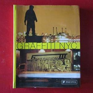 Graffiti NYC: Hugo Martinez /