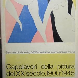 36 esposizione Biennale Internazionale di Venezia Capolavori: arte/contemporanea