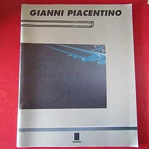 Gianni Piacentino: Achille Bonito Oliva