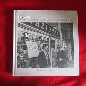 50 e oltre Storia di una Galleria: Susanne Capolongo (