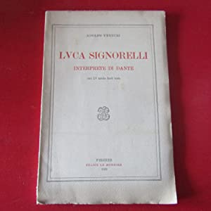 Luca Signorelli Interprete di Dante: Adolfo Venturi