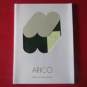 Rodolfo Aricò 1965 - 1972 germinazione di: Ilaria Bernardi (