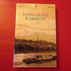 E' oriente: Paolo Rumiz
