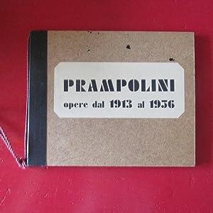 Prampolini opere dal 1913 al 1956