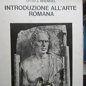 Introduzione all'Arte Romana: Otto J. Brendel
