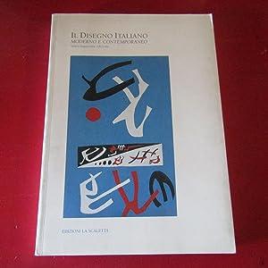 Il Disegno Italiano Moderno e Contemporaneo: Giuseppe Bonini - Luigi Cavallo - Marisa Vescovo