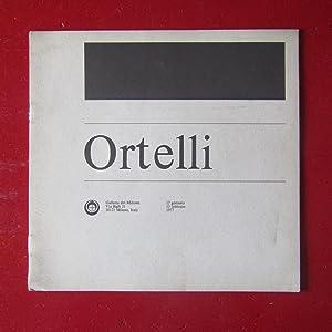 Gottardo Ortelli: Tommaso Trini