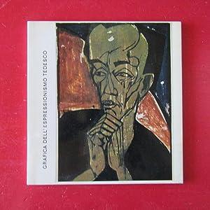 Grafica dell'Espressionismo Tedesco: Horst Keller