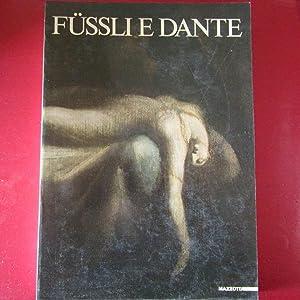 Fussli e Dante: Corrado Gizzi
