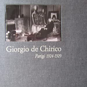 Giorgio De Chirico Parigi 1924 -1929 .: Maurizio Fagiolo Dell'Arco