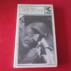 L'odore dell'India: Pier Paolo Pasolini