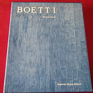 Alighiero e Boetti: Bruno Corà