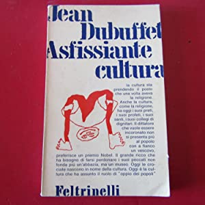 Asfissiante cultura: Jean Dubuffet