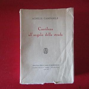 Cantilena all'angolo della strada: Achille Campanile