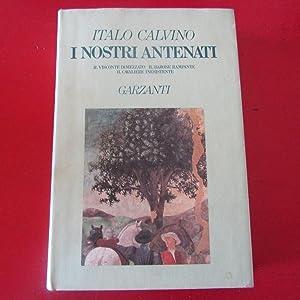 I Nostri Antenati Il Visconte dimezzato -: Italo Calvino