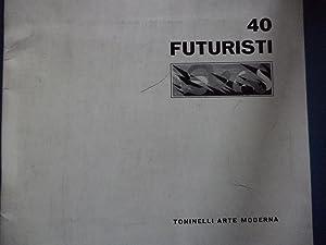 40 futuristi: Carlo Belloli (