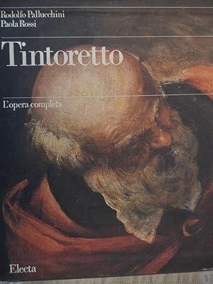 Jacopo Tintoretto - L'opera completa ( Tre: Rodolfo Pallucchini -